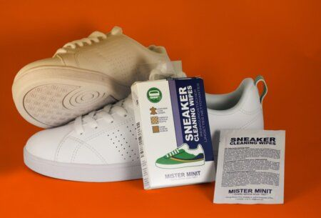 Sneaker Wipes Orange
