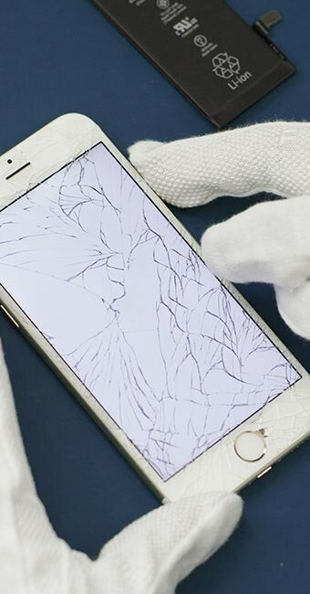 Cracked Screen Smartphone Repair