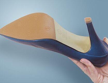 Sohle-Absatz-Schuh