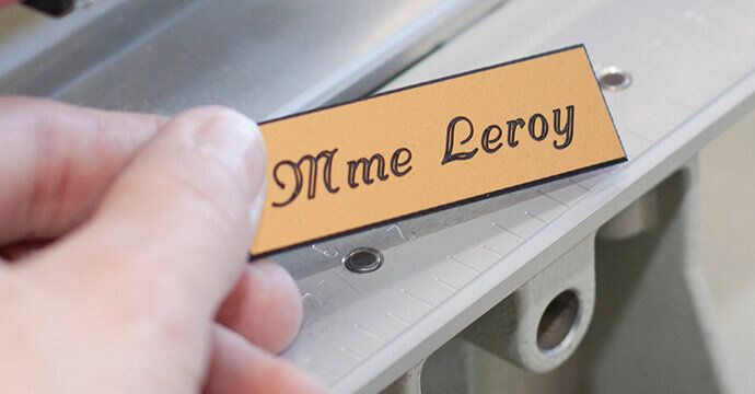 Nametags-Engraving