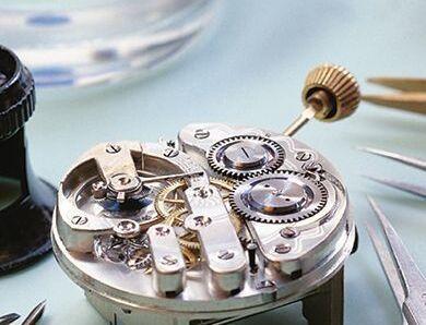 Uhr-Uhrwerk-Reparatur-Service
