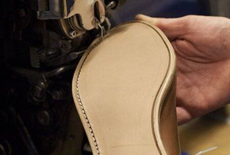 Stitching-shoes