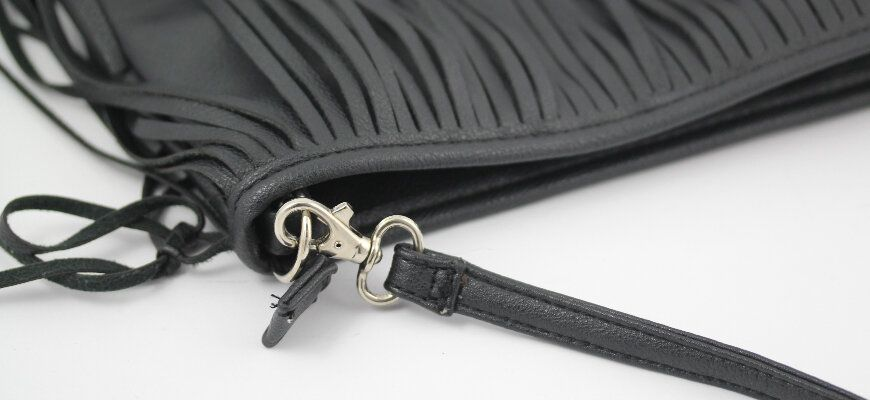 Handbag Fixed Handle