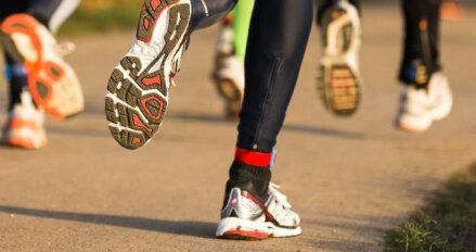 Blog Header 4 Tips To Take Care Of Your Running Shoes
