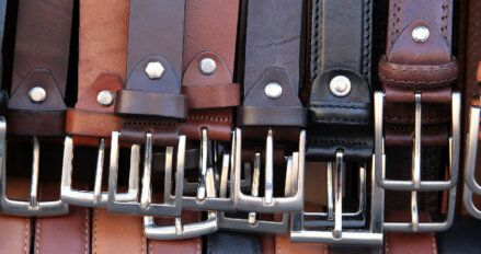 Blog Header Leather Belts