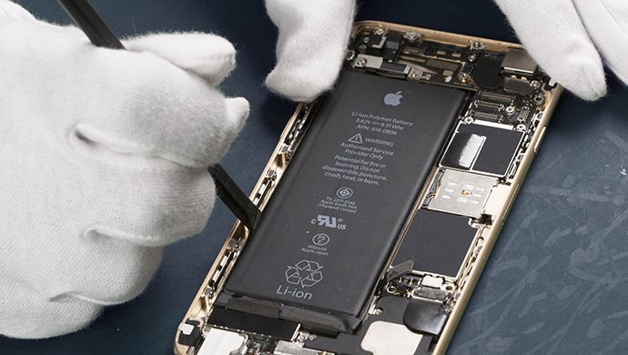 Smartphone Battery Replacement