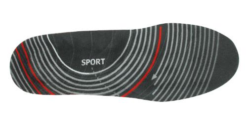 Einlegesohlen Sport