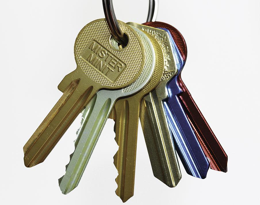 Schlüssel nachmachen