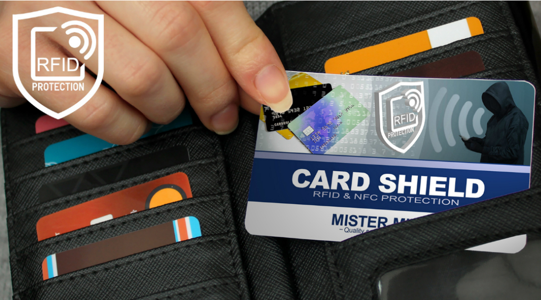 Rfid Card Shield Protector