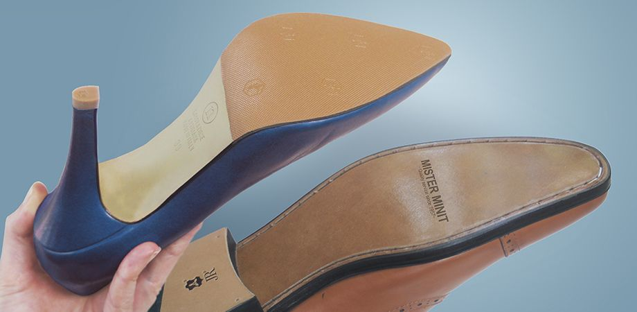 Heel and sole replacement