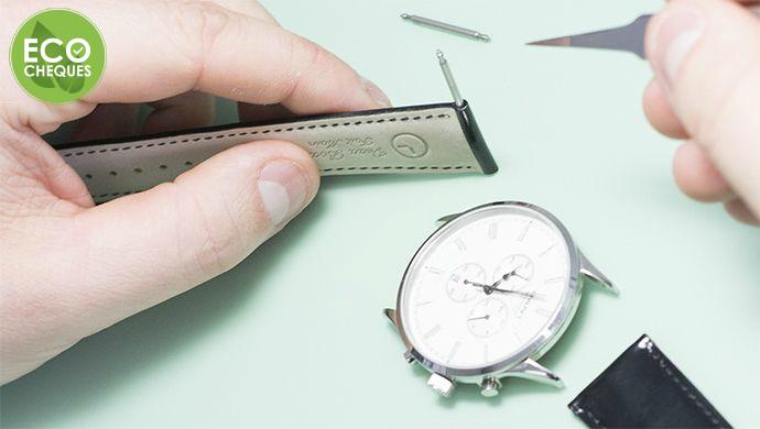 Vervanging van horlogebandjes