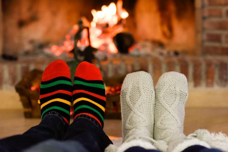 Choisissez les bonnes chaussettes