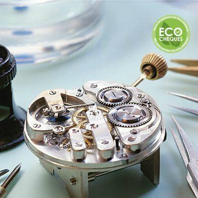 Réparation horlogère