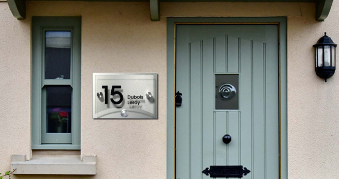 The Importance Of A Highly Visible House Number