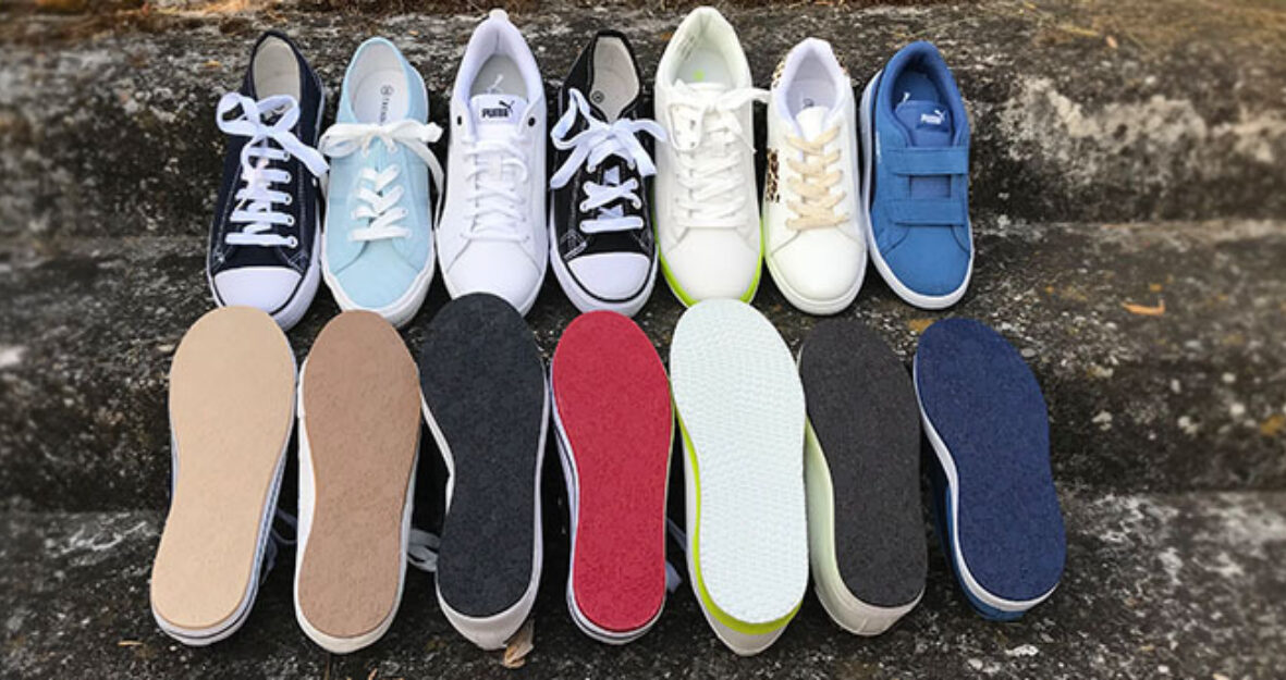 Warum Sneakers nicht immer weggeworfen werden müssen