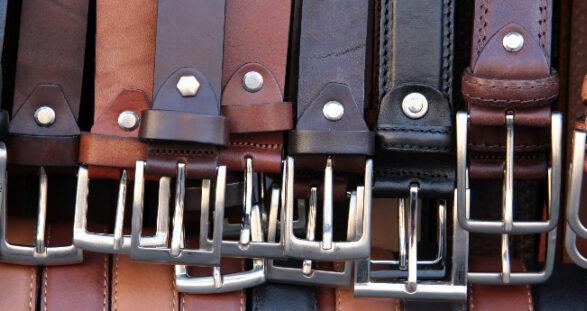 Como MISTER MINIT puede arreglar tu cinturón
