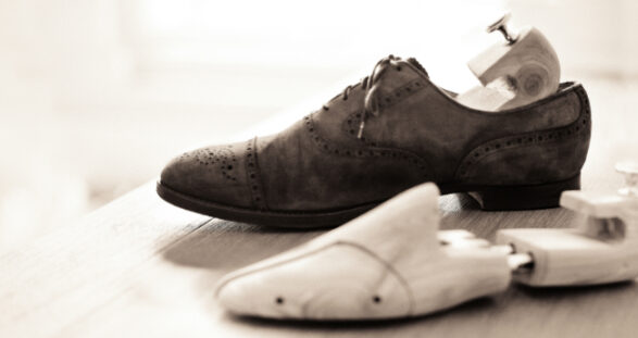Why good shoes deserve shoe trees