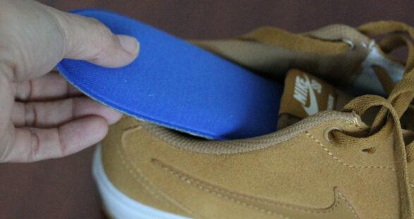 Darum sind Einlegesohlen gut für deine Gesundheit (und Schuhe)