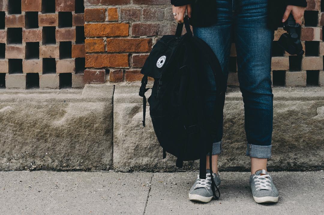 Chaussures d'un enfant