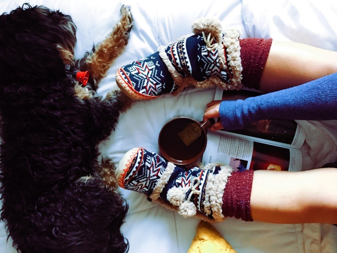 5 tips to keep your feet warm during winter