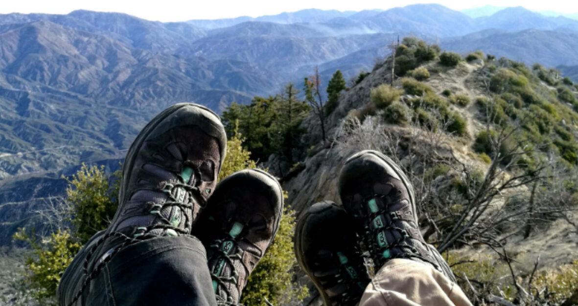 4 astuces pour que vos chaussures de randonnée vous mènent au sommet