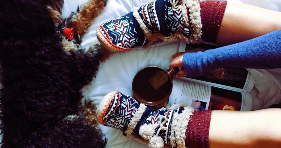 5 trucos para tener los pies calientes en invierno