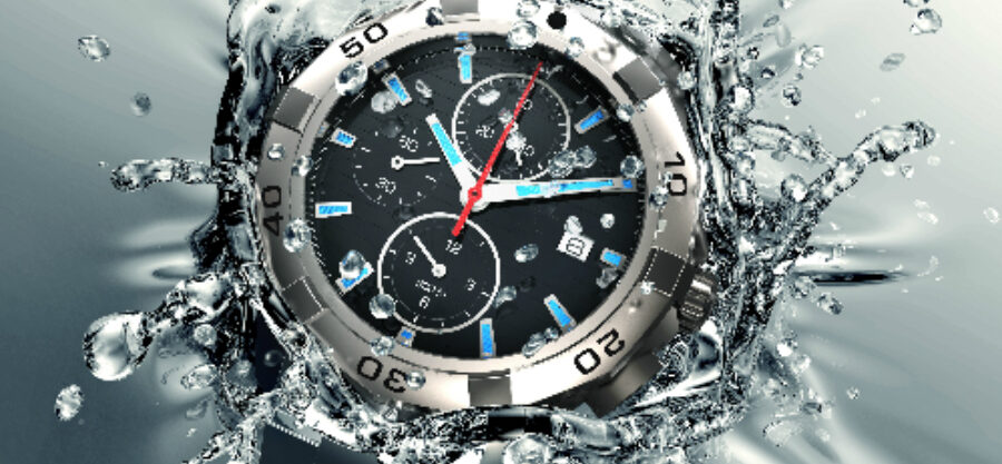 How to test if your watch is waterproof and water resistant at home?