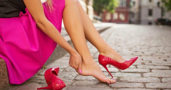 So machst du deine Schuhe bequemer
