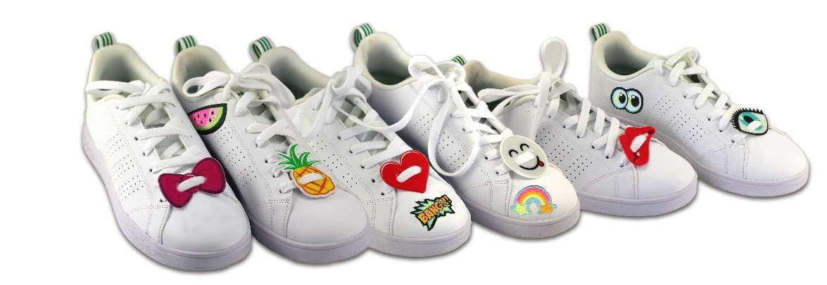 That's how you personalize your sneakers !