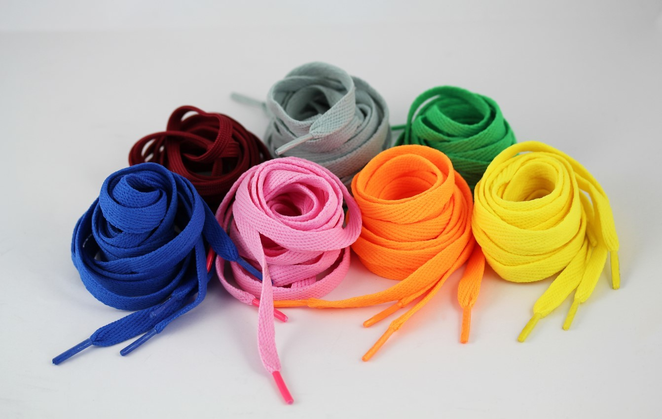 Colored Laces