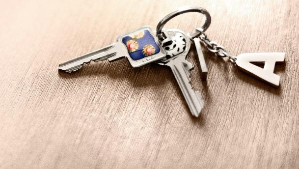 Keyhanger with keys