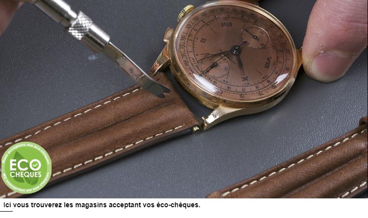 Remplacement de bracelet