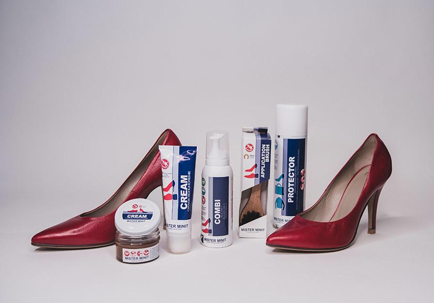 Schuhpflege Schuhcreme Damen