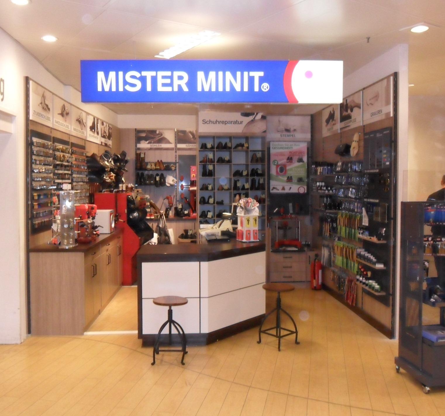 Mister Minit Karstadt Lörrach MISTER MINIT