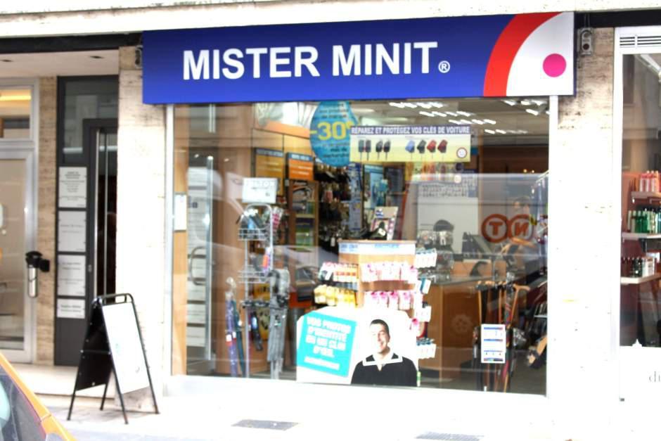 Mister minit luxembourg rue des bains mister minit for Rue des bains