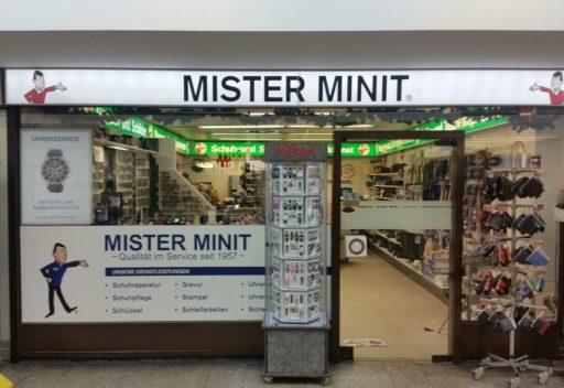 Mr Minit Preise Absätze